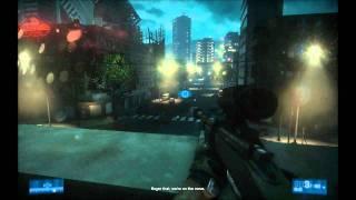 battlefield 3 mission: Night shift part 1