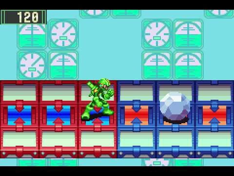 GBA Mega Man Battle Network 2 TAS in 1:40:14.35 by mtvf1