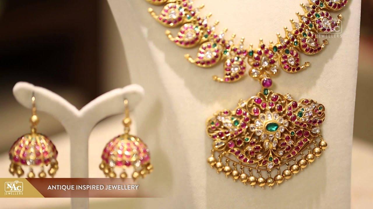 NAC February Jewellery Trends YouTube