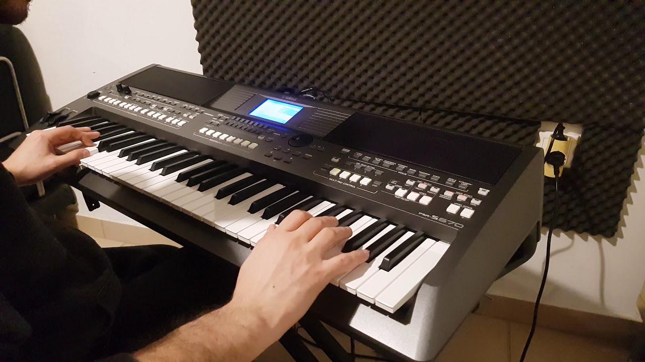 Yamaha PSR S670 Greek Sounds Demo (Turkish, Orental)