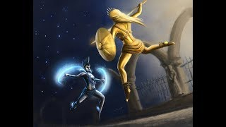 Path of Exile Lunaris and Solaris fight