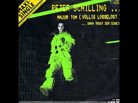 Peter Schilling  Major Tom English Version