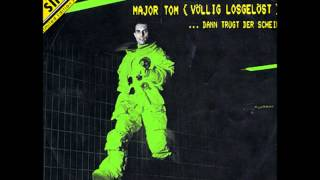 Peter Schilling - Major Tom (English Version)