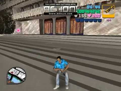 Parkour mod gta vice city download