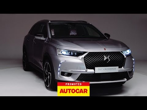 Promoted: DS 7 Crossback La Premiere Limited Edition | Autocar