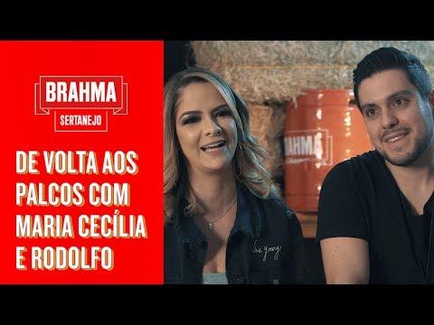 De volta aos palcos com Maria Cecília e Rodolfo | #SRTNJ - Brahma Sertanejo