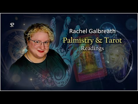 Palm and Tarot readings with Rachel Galbreath