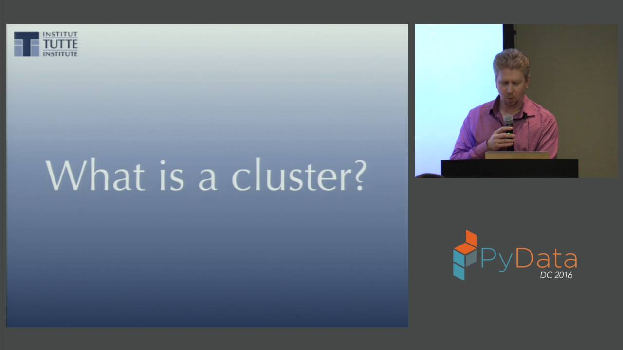 Image from Clustering: A Guide for the Perplexed