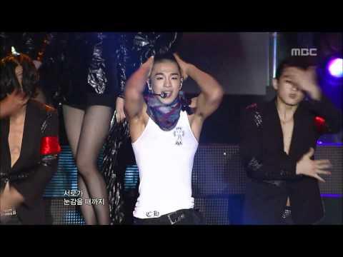 Tae Yang - I'll be there, 태양 - 아이 윌 비 데어, Music Core 20100904