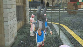 GTA 5 MOON GRAVITY, PARKOUR, BIKE STUNTS & FUNNY MOMENTS #3 (Gta 5 Free Running)(Hey guys in this Gta 5 video I use the Gta 5 cheat Moon Gravity and do Gta 5 Parkour, Bike Stunts & Funny Moments! If you guys do enjoy this Gta 5 Moon ..., 2015-04-09T01:16:26.000Z)