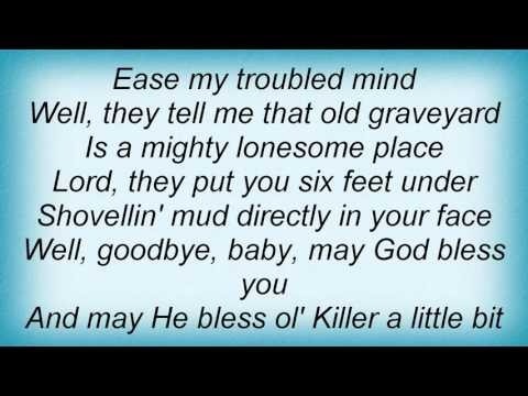 Lightnin' Hopkins - Trouble In Mind Lyrics