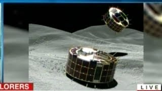 Japan Successfully Lands Two Hopping Rover Robots On Asteroid Surface!
