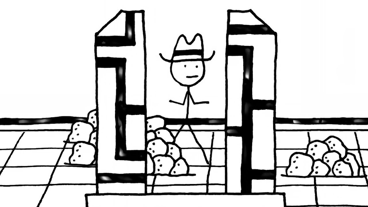 OH COOL, ALIENS EXIST!   West of Loathing – Part 6