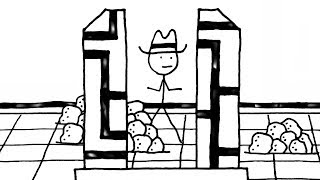 OH COOL, ALIENS EXIST!   West of Loathing - Part 6
