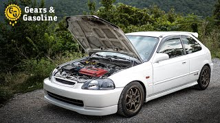 Gambar cover How I bought my Civic Type R replica for $5000