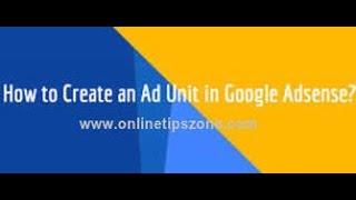 Wie Erstellen Anzeigenblock in Adsense | Text, Bild & Responsive Ads