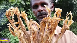 Sea fish Indian food recipes (bommidalu) in my village
