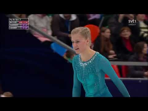 Lagu Pamit Tulus jadi pengiring figure skater Slovenia Eropean Figure Skating Championship 2018