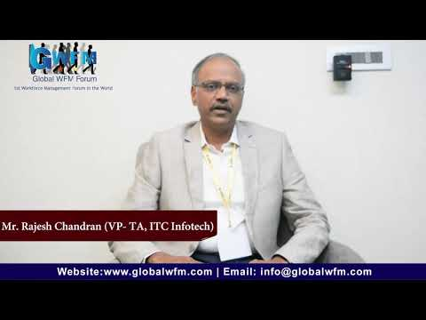 GWFM's exclusive interview with Rajesh Chandran, VP TA ITC Infotech