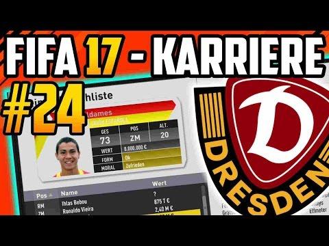Leih-Spieler kaufen und Team verstärken - FIFA 17  Dresden Karriere: Lets Play #24