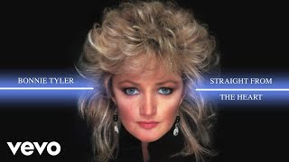 Bonnie Tyler - Straight from the Heart (Visualiser)