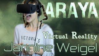 ตุ๊กแกทะลุมิติ ตุ๊กแก is all around | ARAYA - Jannine Weigel [Virtual Reality] [SPEAKING IN THAI]