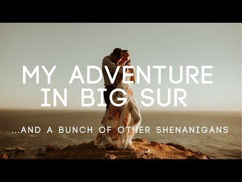 My Adventure in Big Sur