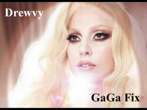 Drewvy - GaGa Fix - Official Born This Way Album Remix