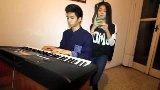 Wrecking ball - Mark John Magpantay & Elliza Mae Tumbaga (cover)