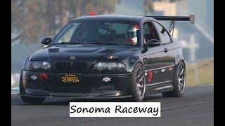 Sonoma Raceway - 1:50 Lap - BMW E46 M3