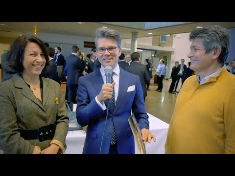 Inspiring the World to Go Cleantech with Planet Power, IMAX 3D Movie - Catherine & Pascal Vuong