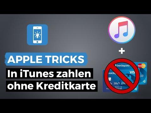 Im iTunes Store ohne Kreditkarte zahlen | iPhone-Tricks.de