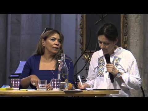 No hay paz sin las mujeres - perspectiva de la paz de Afganistán y de Colombia