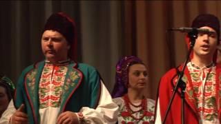 """Смутний вечір - ансамбль """"Червона калина"""""""