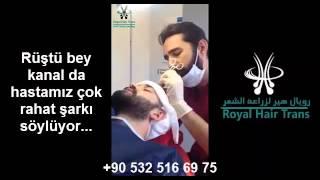 saç ekimi operasyon