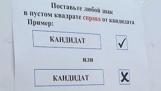 Проверка избирательных участков