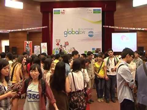 GVD 2013- Ngày hội tình nguyện toàn cầu 2013- O2 TV