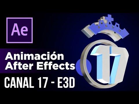 Canal 17 - Propuesta de Animacion 3D