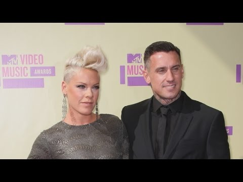 Pink Jokes About Combative Marriage With Carey Hart: We're 'Due' for a Break