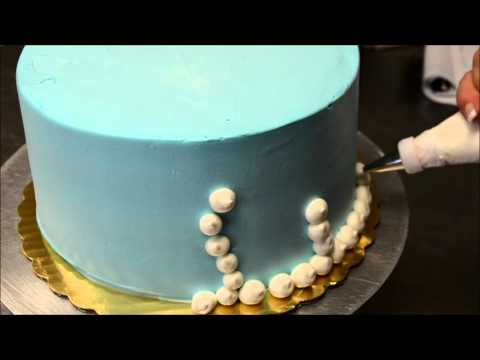 Quick Baby Shower Duck Cake Decorating Process