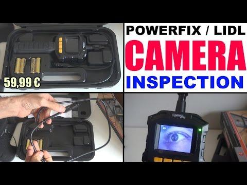 Camera Inspection Powerfix Lidl Pek 2 3 Inspection Endoskop
