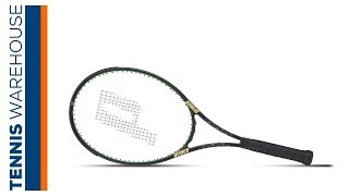 Prince Textreme Tour 95 Tennis Racquet Review