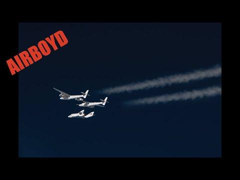 Virgin SpaceShipTwo Breakup NTSB Meeting