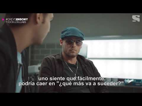 Justin Chambers and Jim Pickens talk about Grey's Anatomy