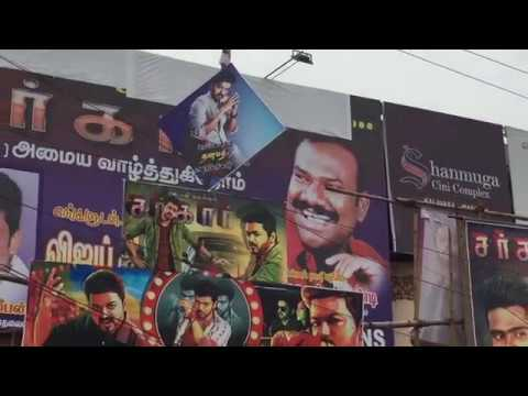 SARKAR 1st Day celebration in Madurai | D Media