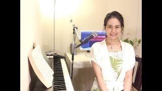 「小麦色のマーメイド(松田聖子)」大藤史ピアノ弾き語りカバー thumbnail