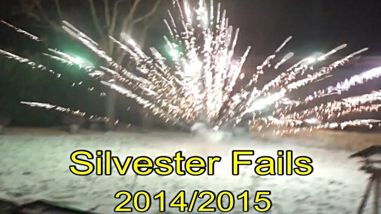 Silvester fail compilation 2014 2015 new by - Silvester youtube ...