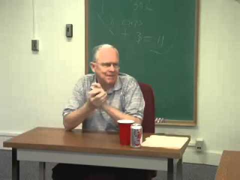 "Brownbag Clip: ""Russian Military Intelligence, 1914,"" Dr. Bruce Menning (CSI, CGSC). 9/2/2008"