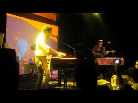 Toro Y Moi Blessa live at Music Hall of Williamsburg