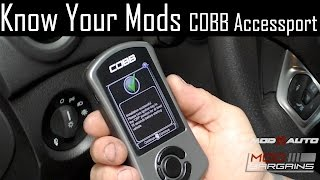 Know Your Mods Ep8 : Tuners - COBB Accessport